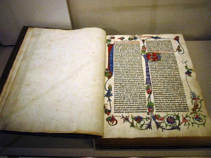 Guttenbergova Bible