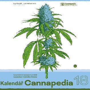 Kalendář Cannapedia